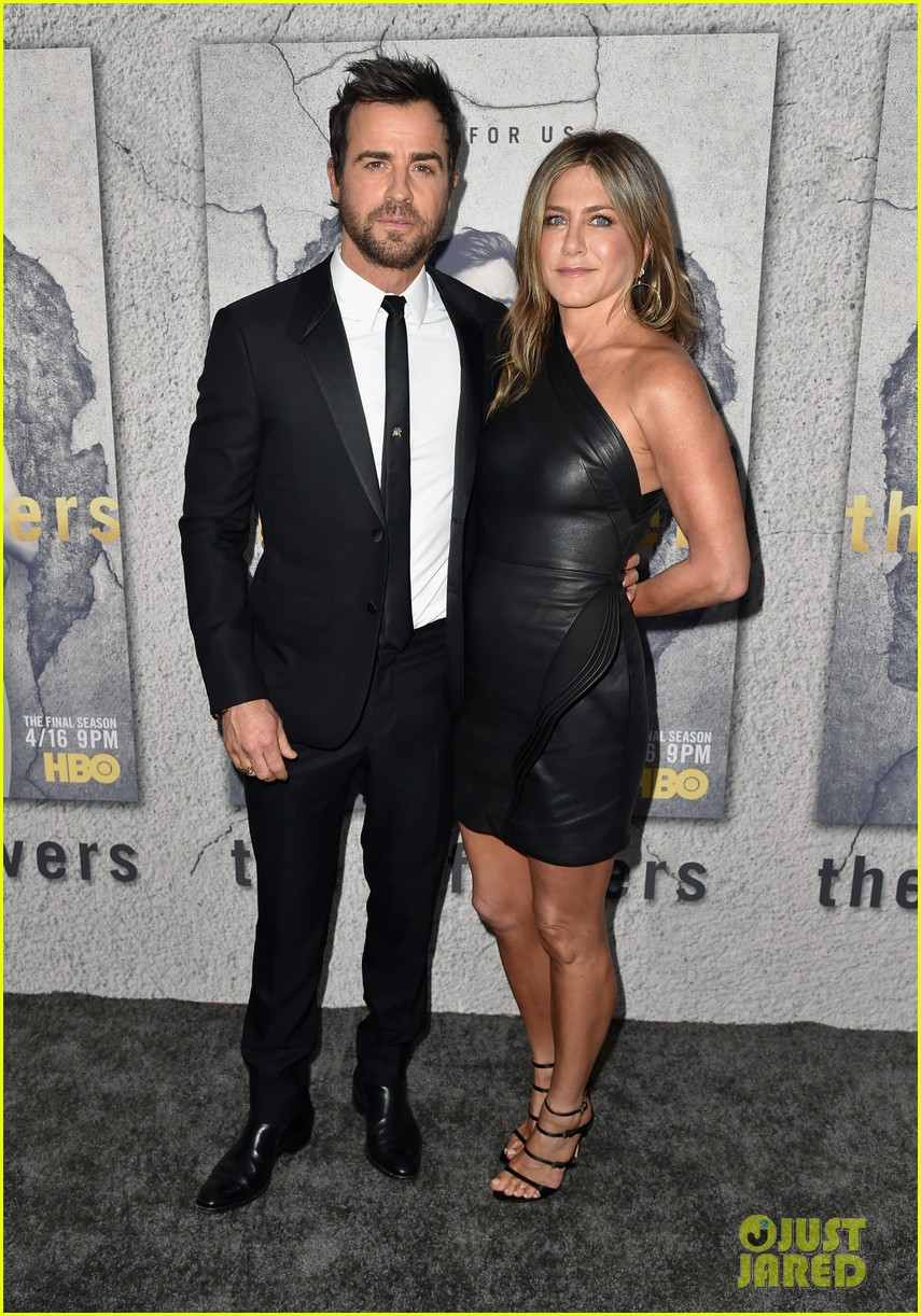 jennifer aniston justin theroux the leftovers premiere 113882189