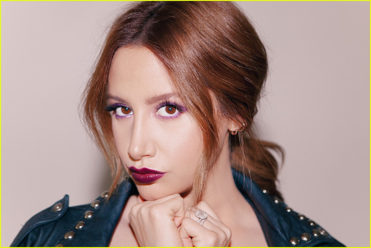 ashley tisdale makeup interview 023881854