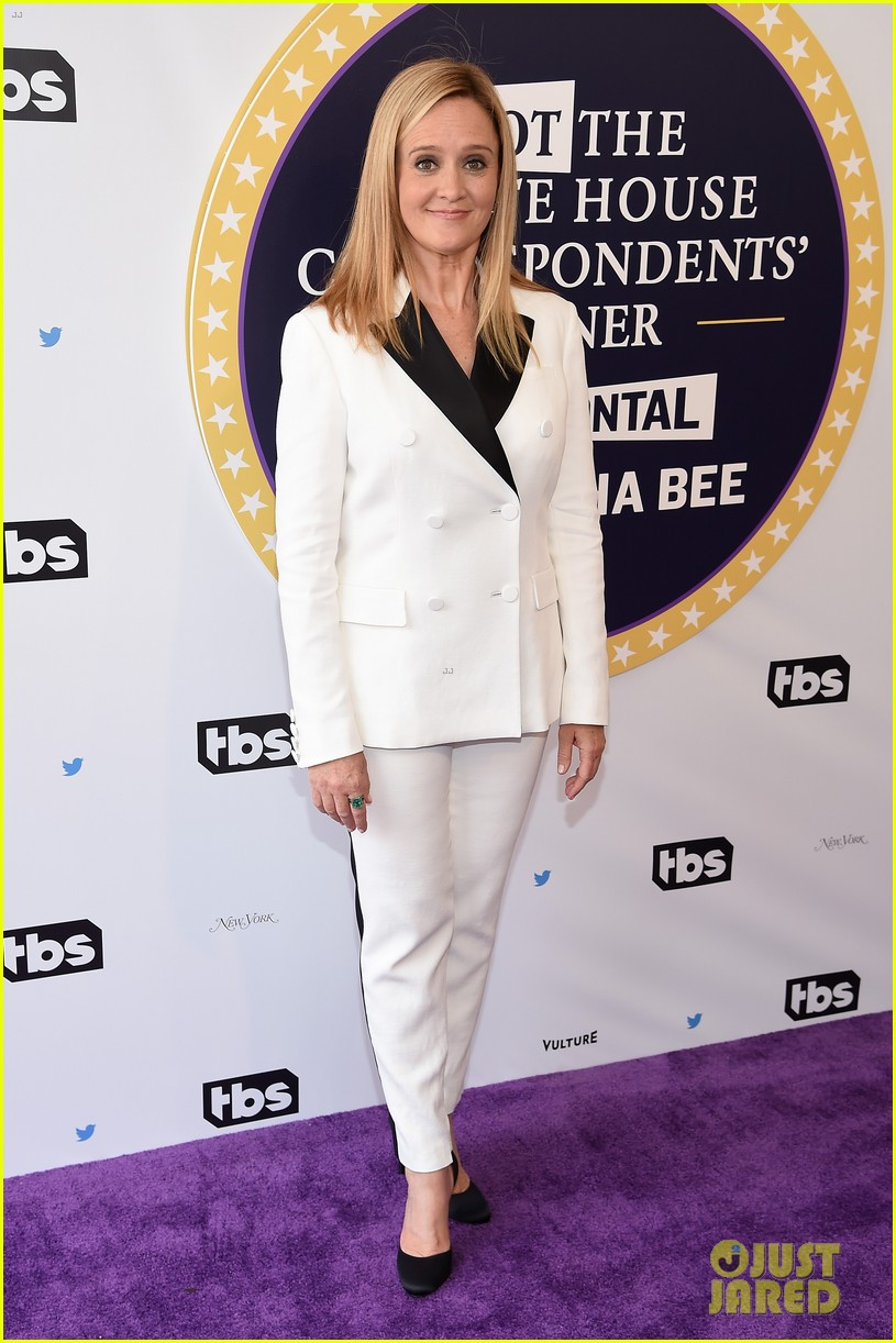 celebs samantha bee not the white house correspondents dinner 073891884