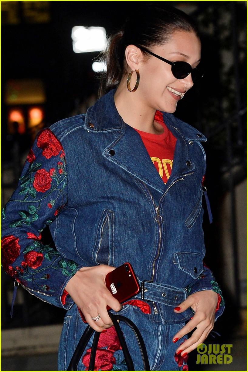 bella hadid gets fashionable in nyc 033890835