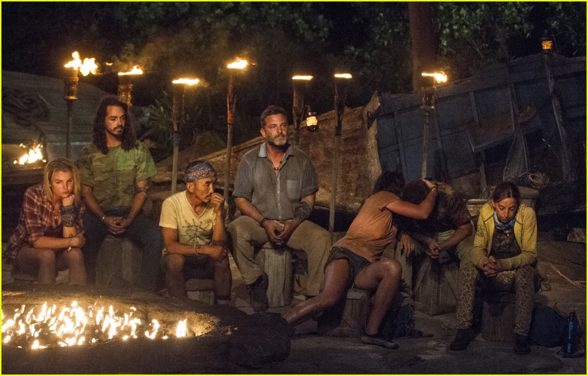 cbs stands by decision to air survivor episode 013885512