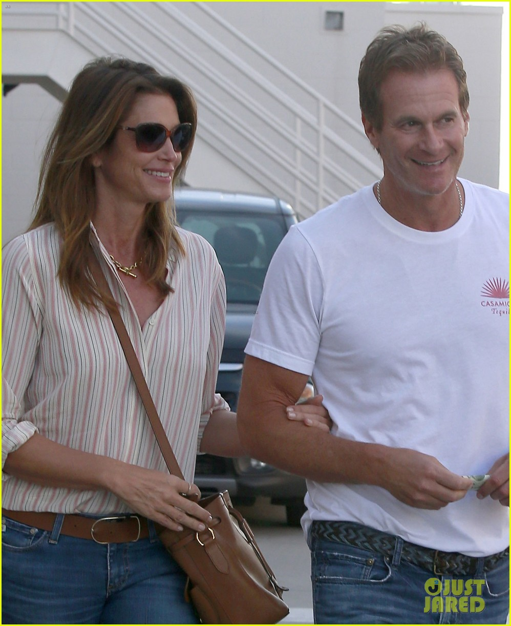 cindy crawford rande gerber picture perfect casual couple 023891992