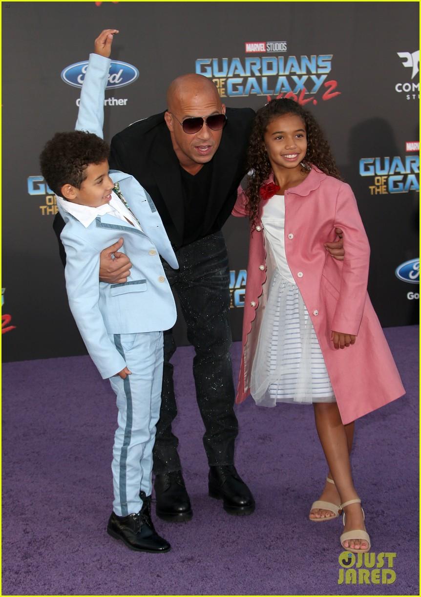 vin diesel brings his kids to guardians 2 premiere 073888563