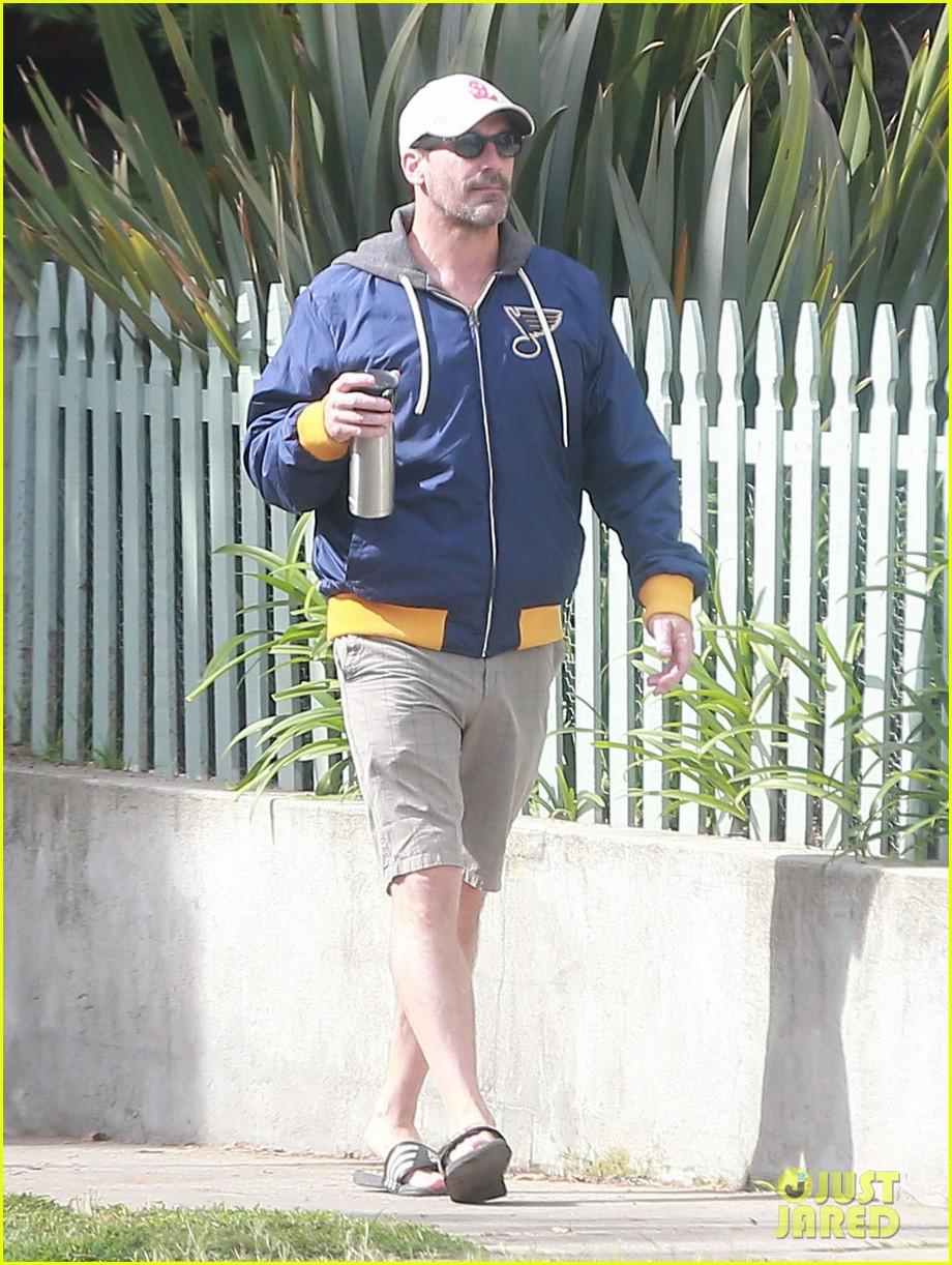 jon hamm grabs his morning coffee in los feliz 023887913