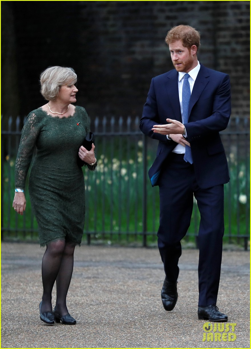 prince harry honors his mom work to eliminate landmines 043882065