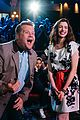 anne hathaway james corden perform epic romantic comedy musical 03