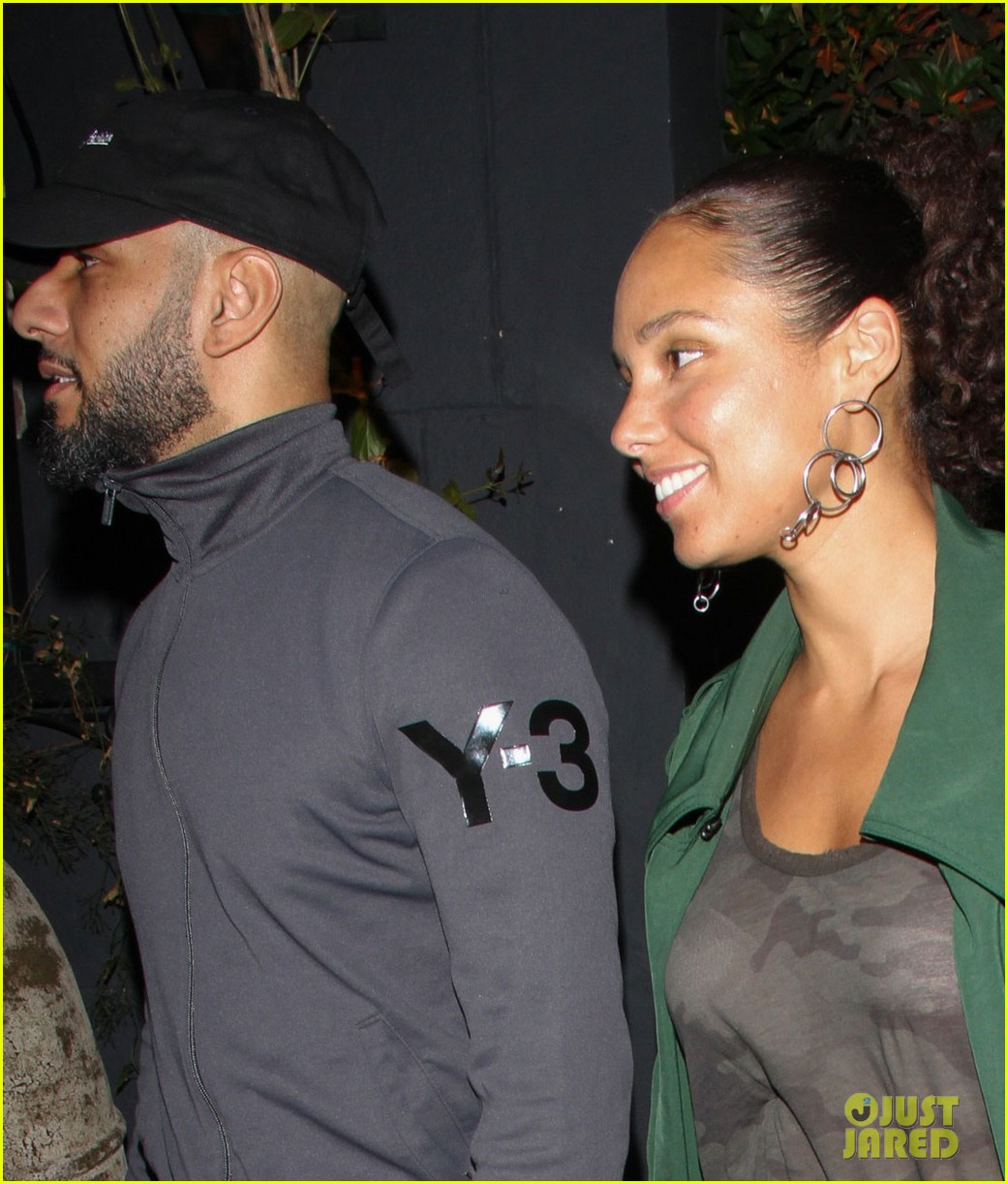 alicia keys husband swizz beatz are so cute on date night 033888854