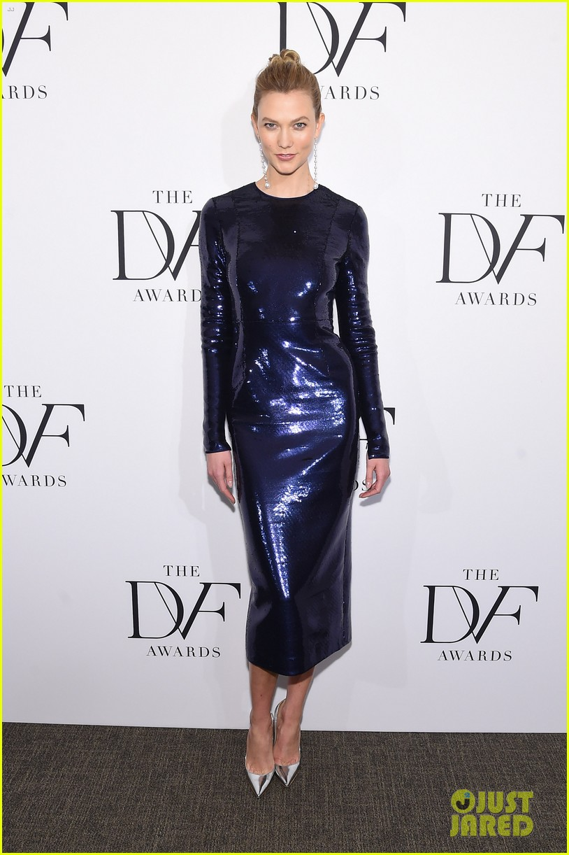 Karlie kloss 2019 dvf awards at the united nations in new york city
