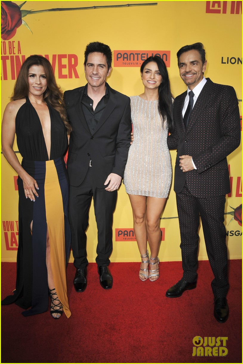 rob lowe joins how to be a latin lover cast at hollywood premiere 083891244