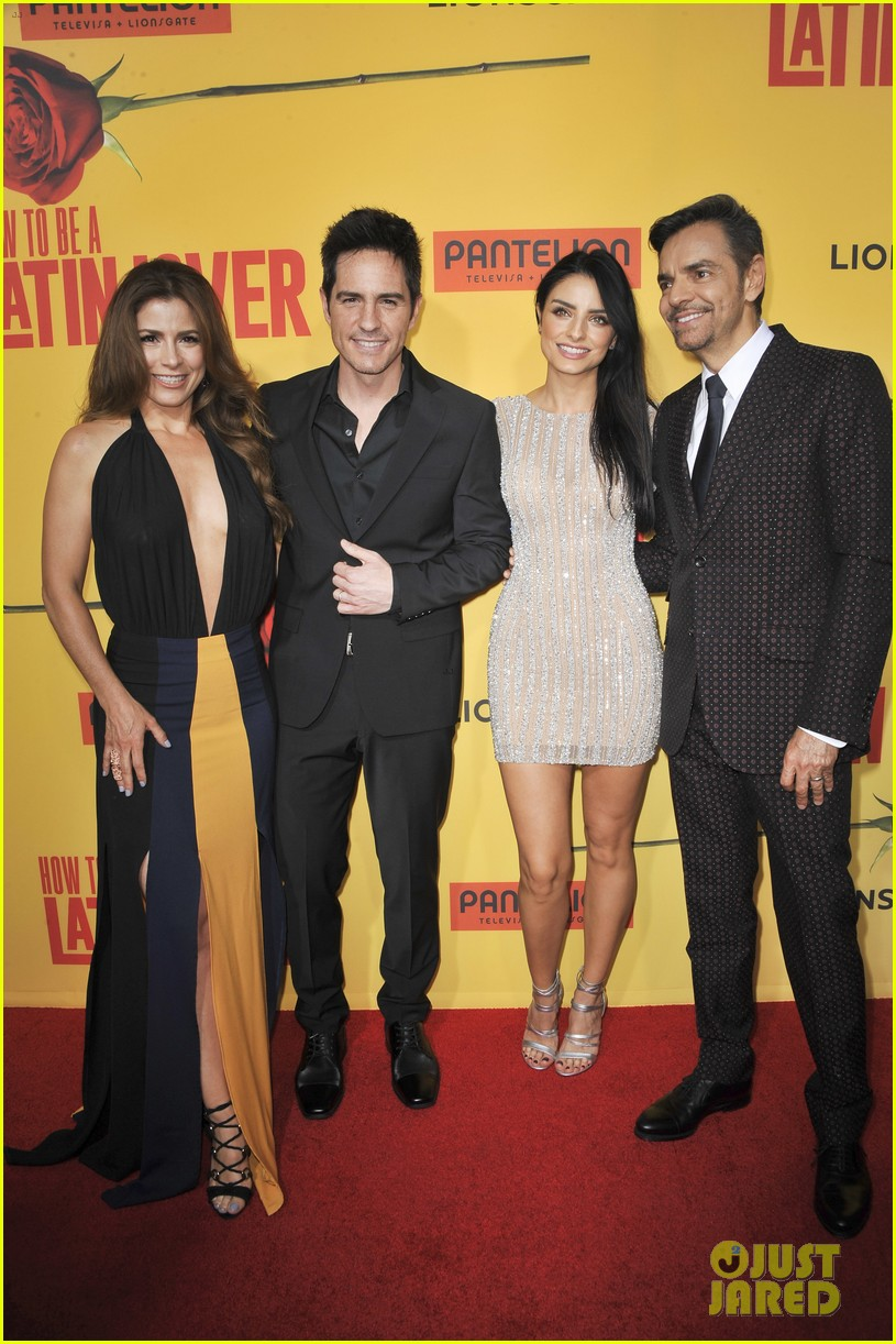Rob Lowe Joins 'how To Be A Latin Lover' Cast At Hollywood Premiere  Watch  Trailer!: Photo 3891239  Eugenio Derbez, Joel Mchale, Mckenna Grace,