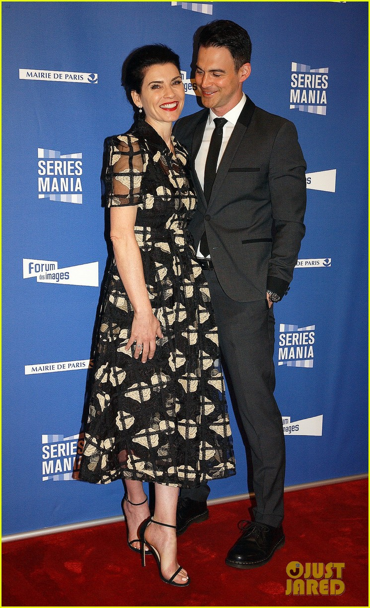 julianna margulies and husband keith lieberthal couple up for series mania festival in paris 013889012