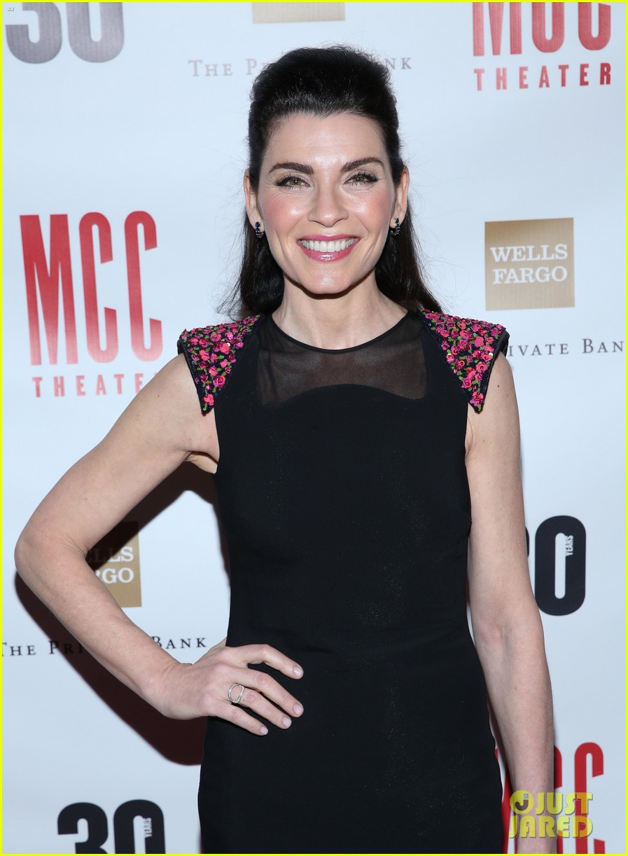 julianna margulies ben platt celebrate mcc theater at miscast gala 073881909