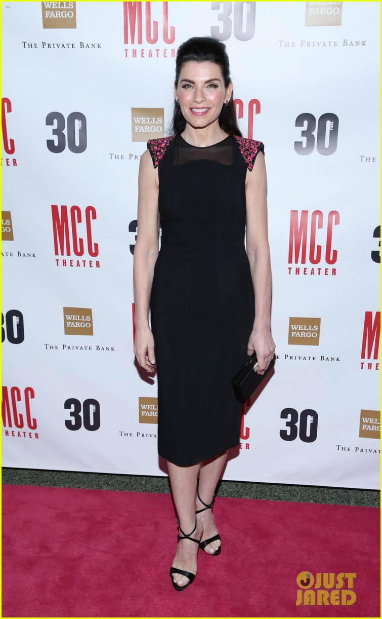 julianna margulies ben platt celebrate mcc theater at miscast gala 163881918
