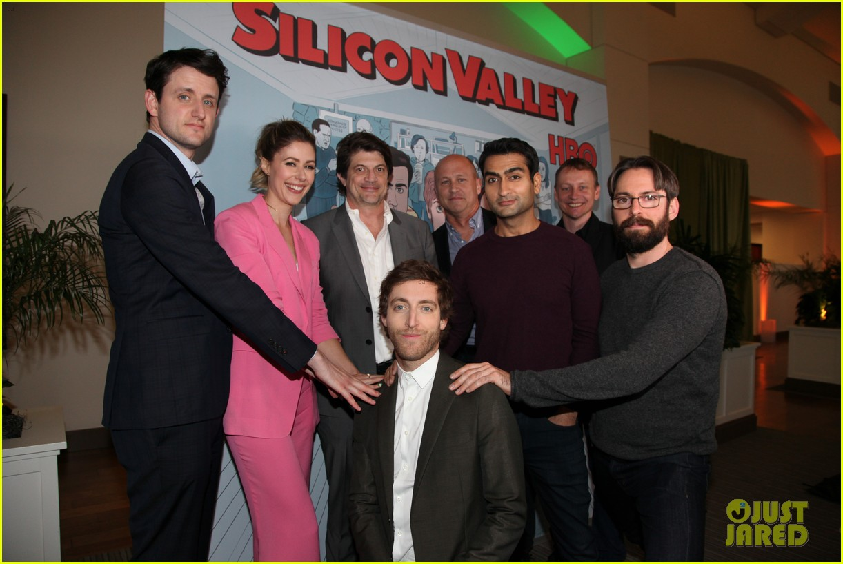 silicon valley cast is divided between snapchat instagram 013885019