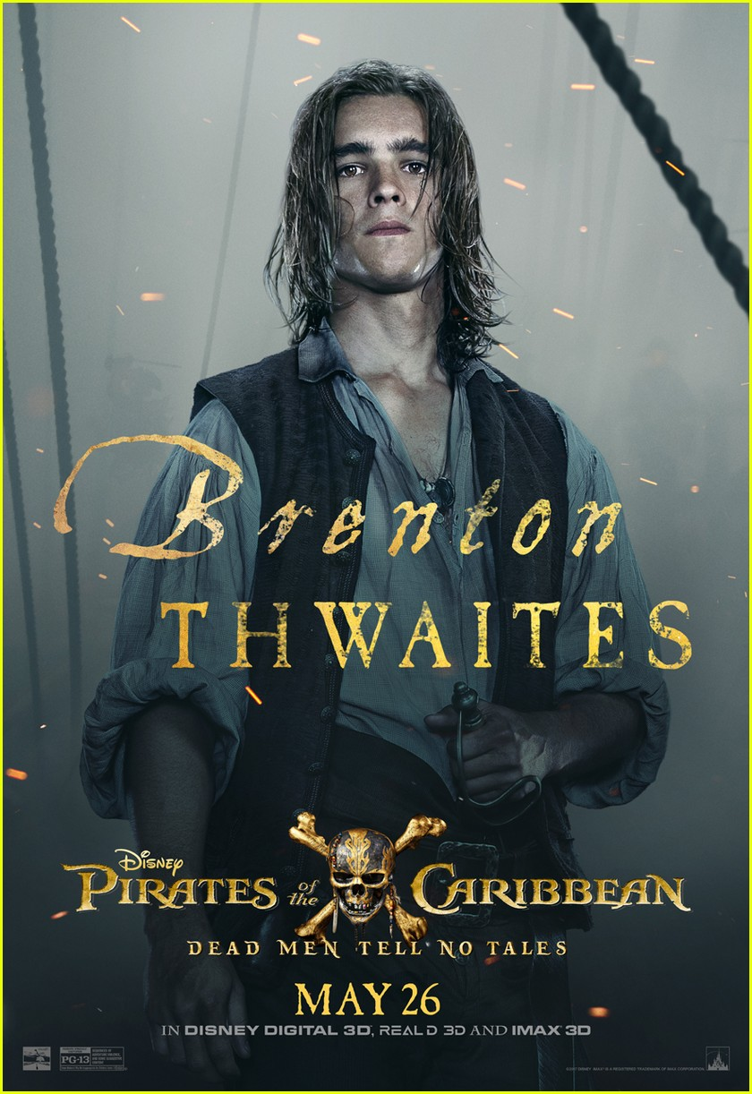 pirates caribbean character posters 033883324