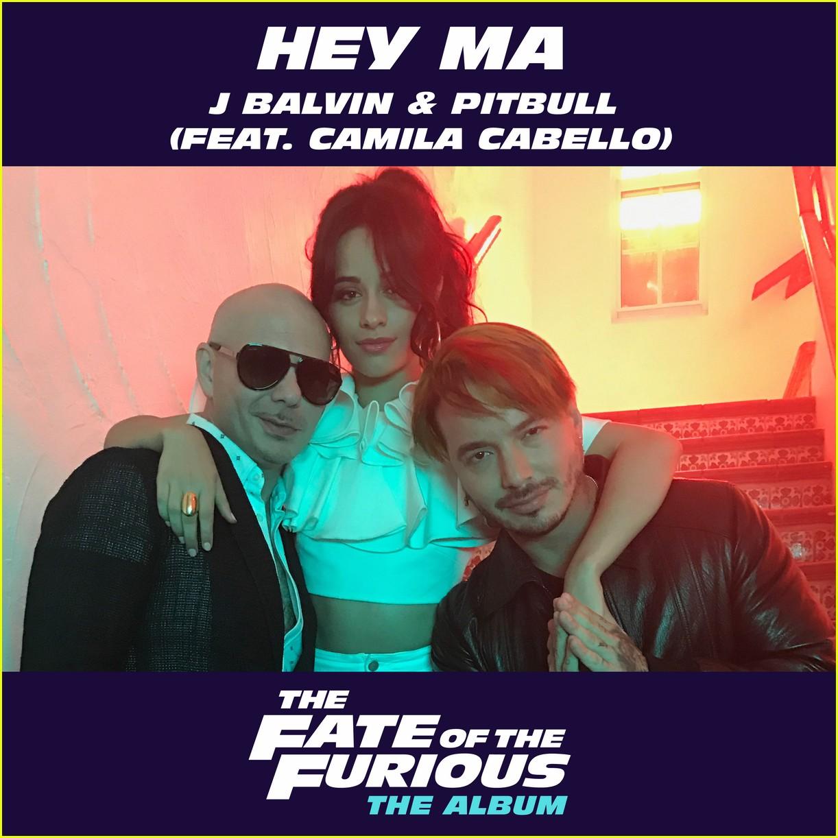 watch pitbull camila cabello and j balvin in hey ma english vesion music video 023883545