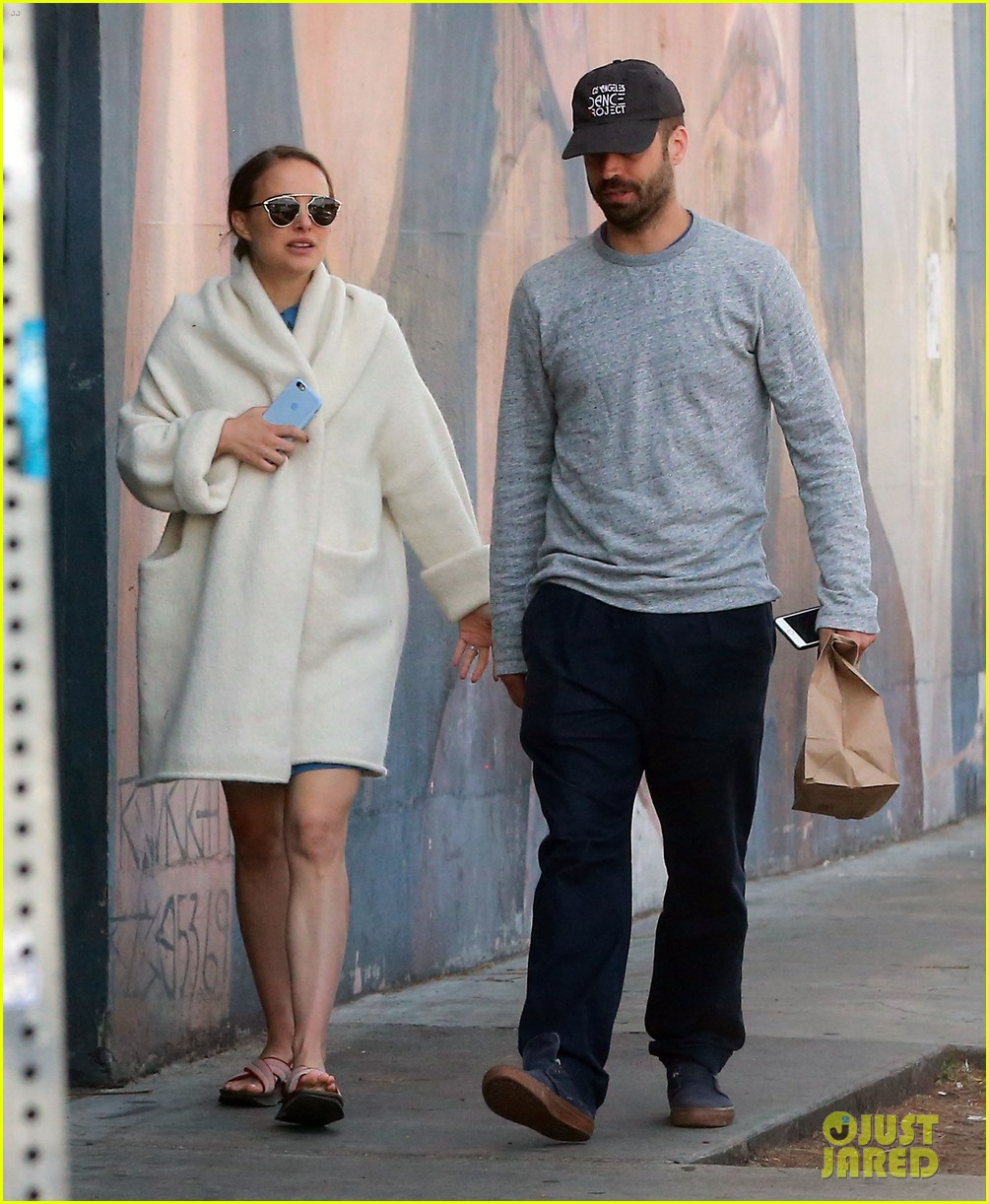 natalie portman and benjamin billepied grab lunch sans daughter amalia 033885598