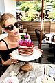 rosie huntington whiteley shares photos from her 30th birthday party 06
