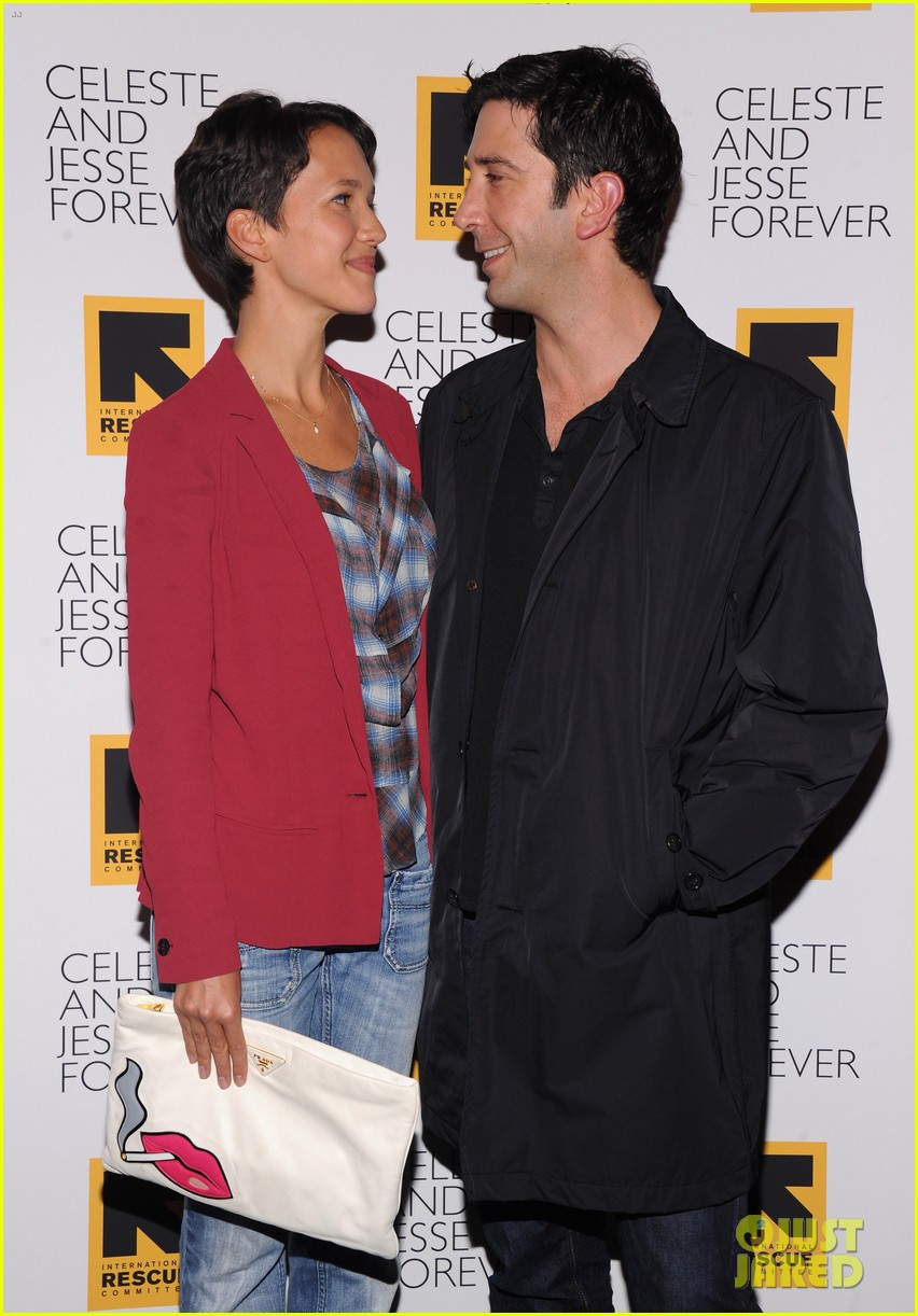david schwimmer zoe buckman take time apart 043882440
