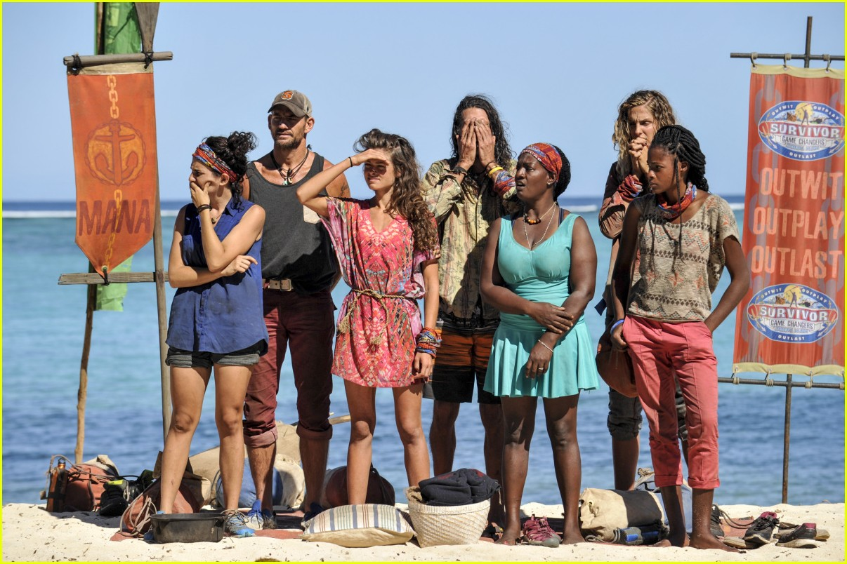 who went home survivor game changers merge 013888240