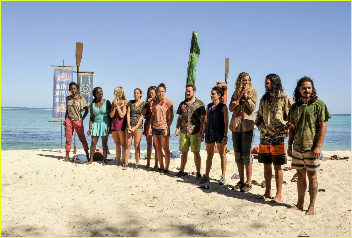 who went home survivor game changers merge 033888242