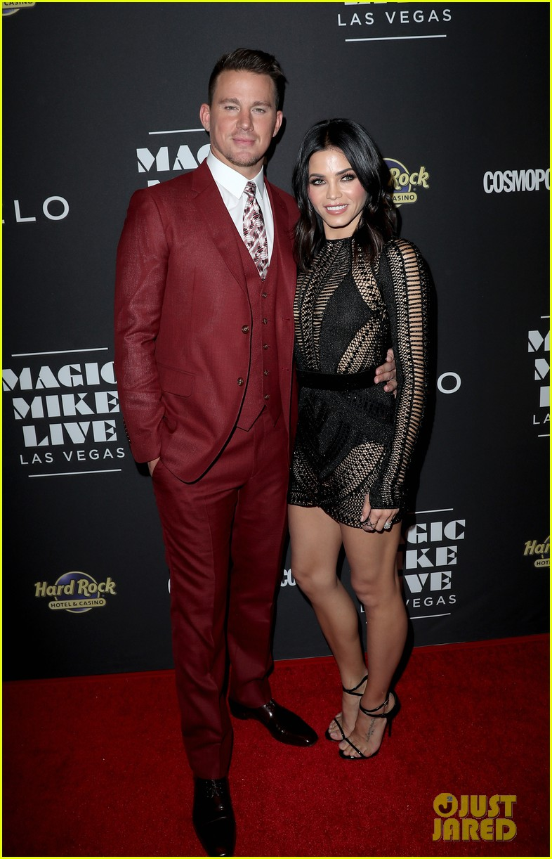 channing tatum jenna dewan magic mike live opening 013889333