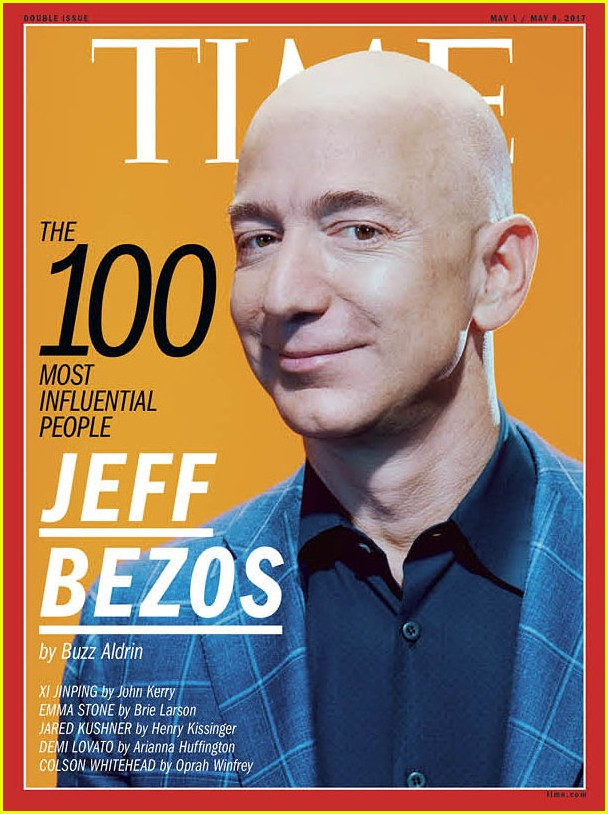 Time's 100 Most Influential People List Revealed For 2017