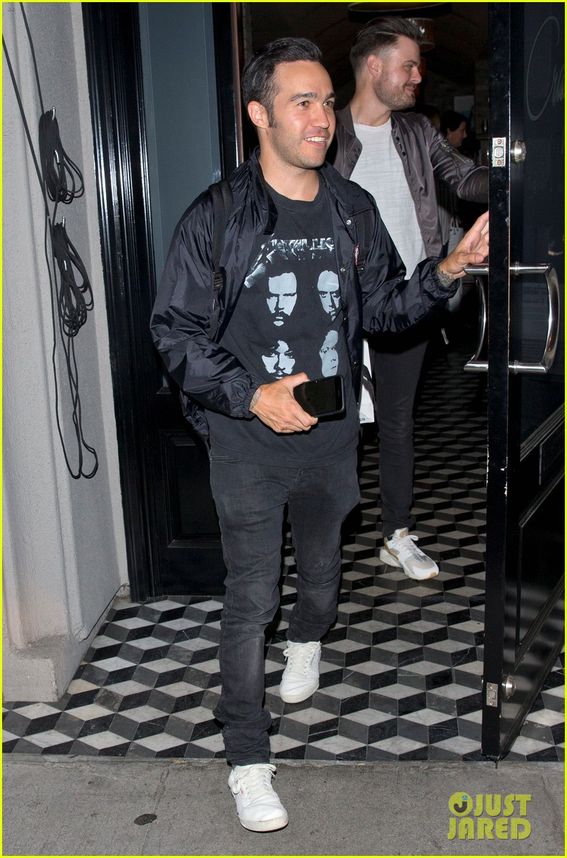 2d794d7c0622 Pete Wentz Reveals Meaning of Fall Out Boy s  Young And Menace ...