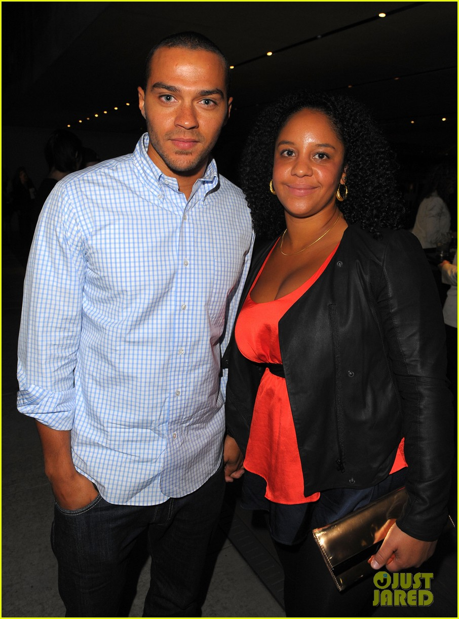 jesse williams wife split after five years 013890128