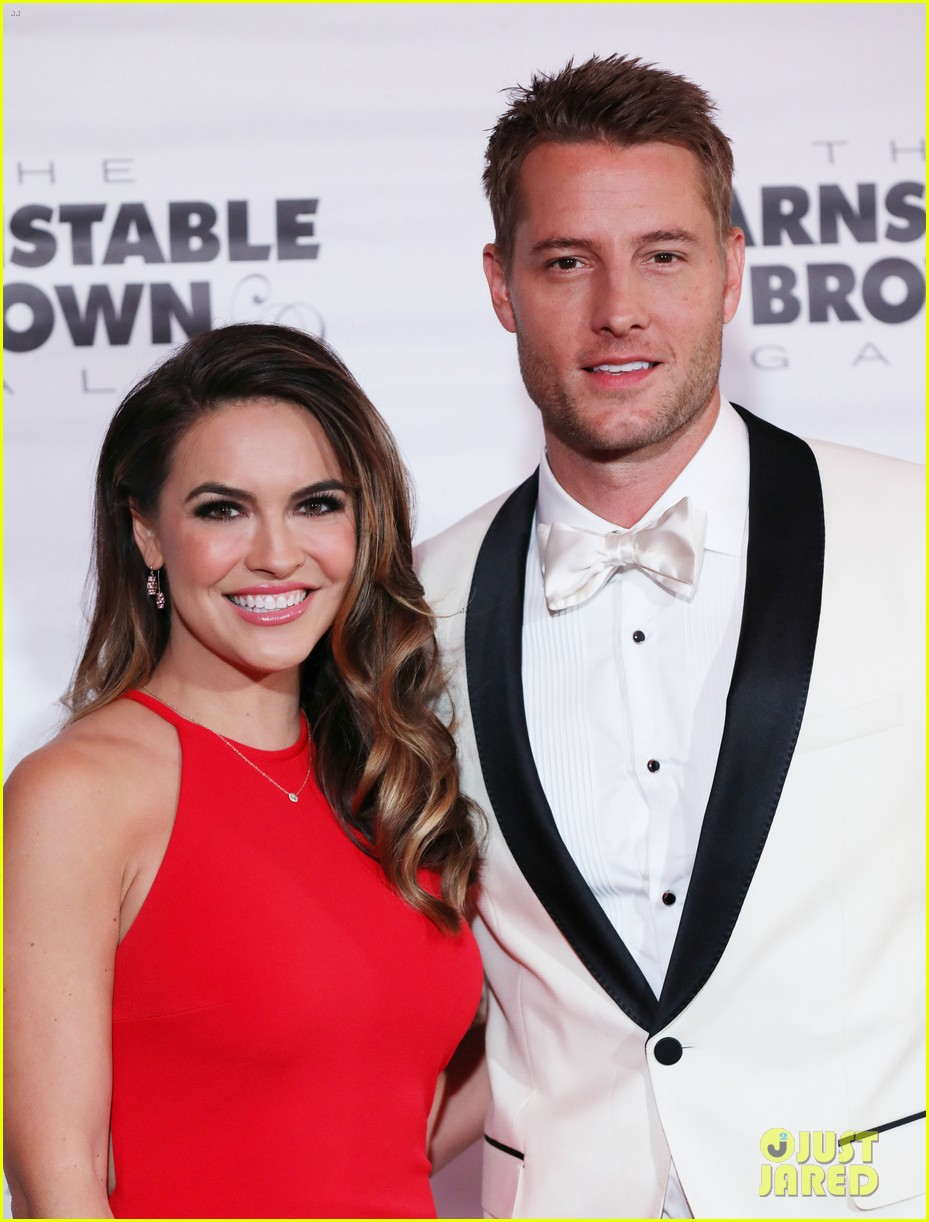 stephen amell justin hartley kentucky derby party 023895697