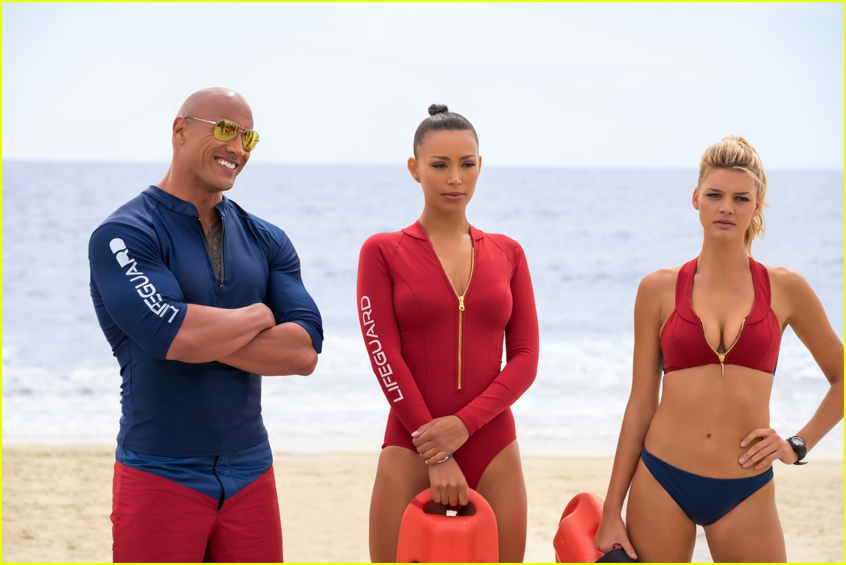 baywatch end credits scene 033904109
