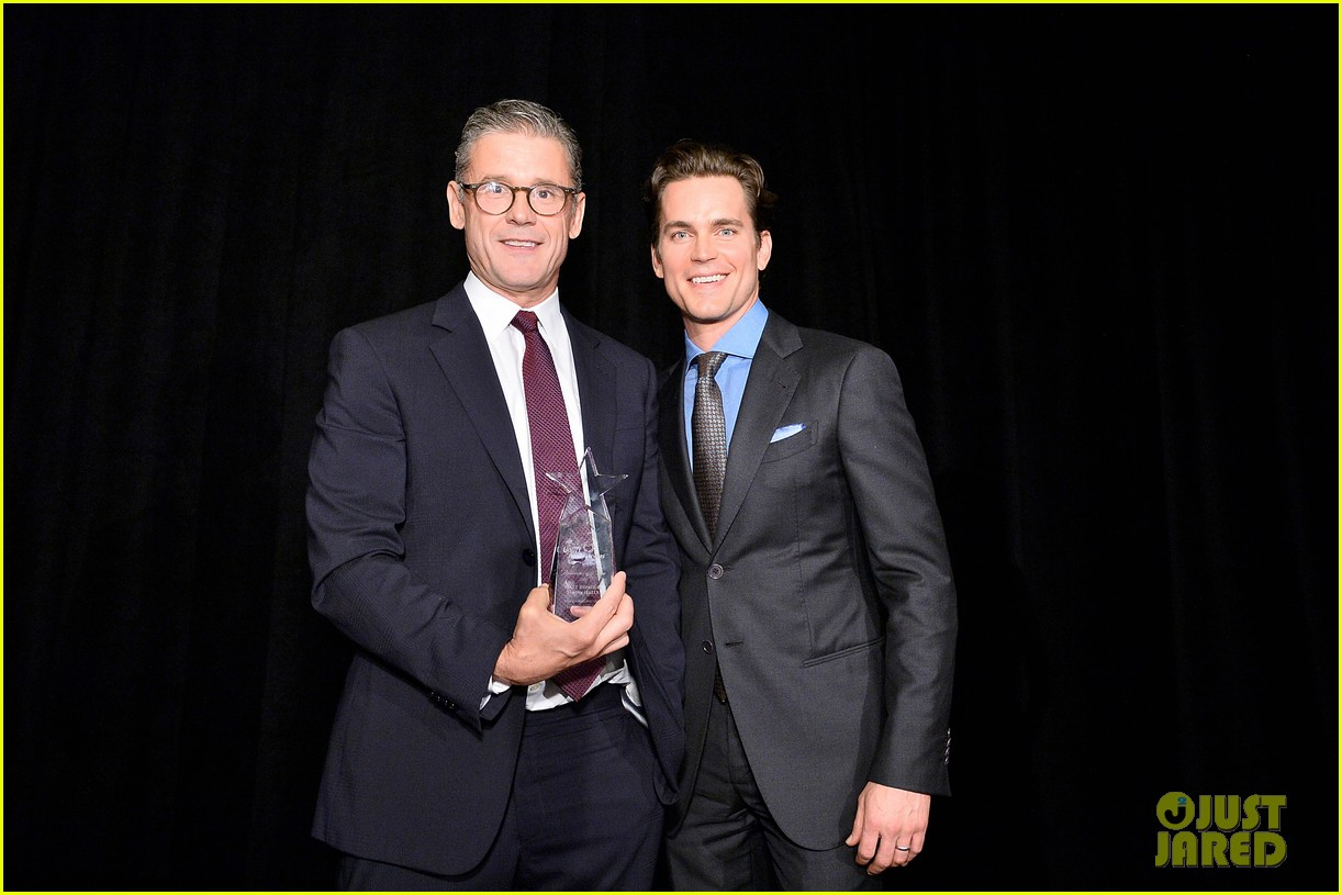 matt bomer husband simon halls honored at norma jean gala 023901451