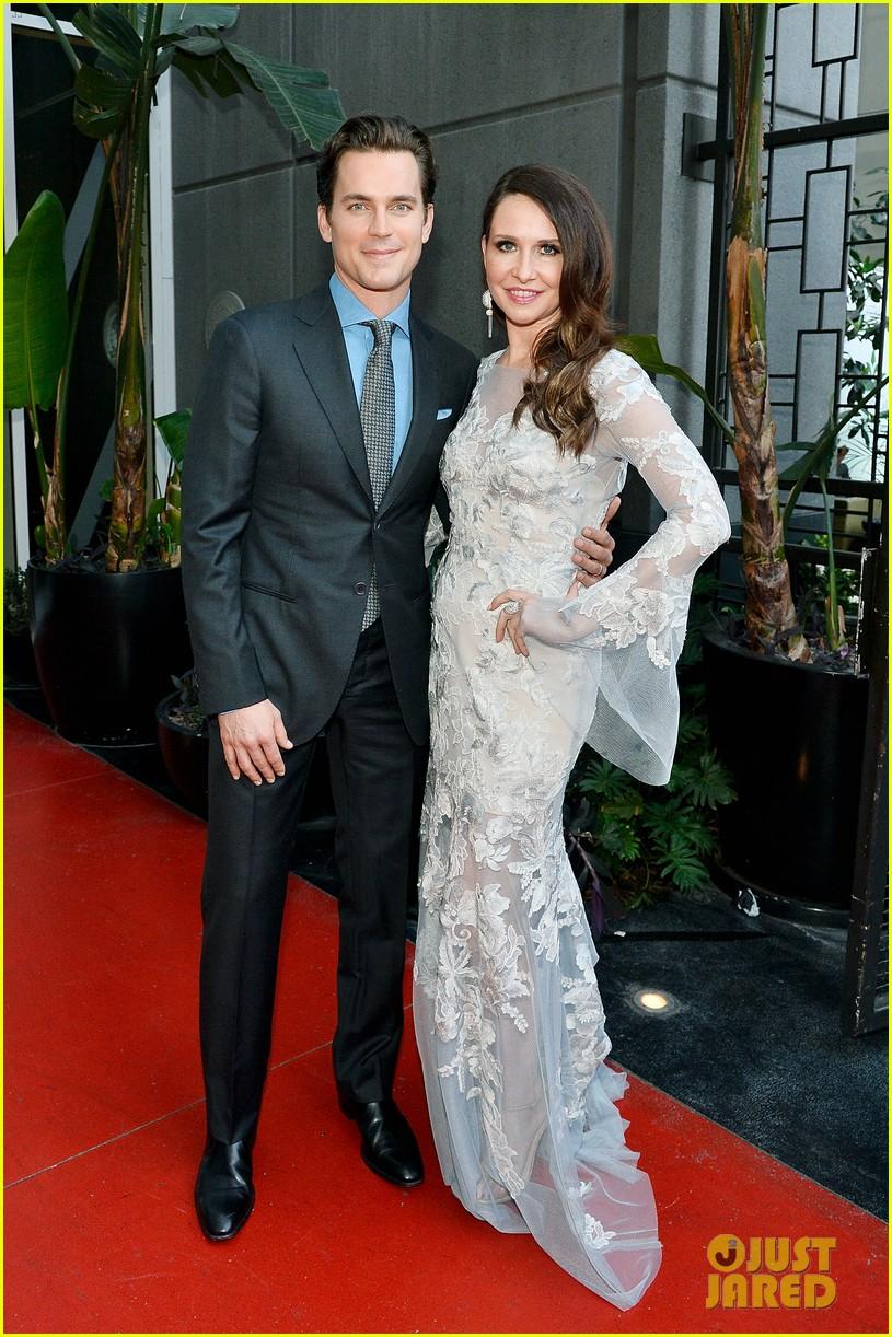 matt bomer husband simon halls honored at norma jean gala 113901460