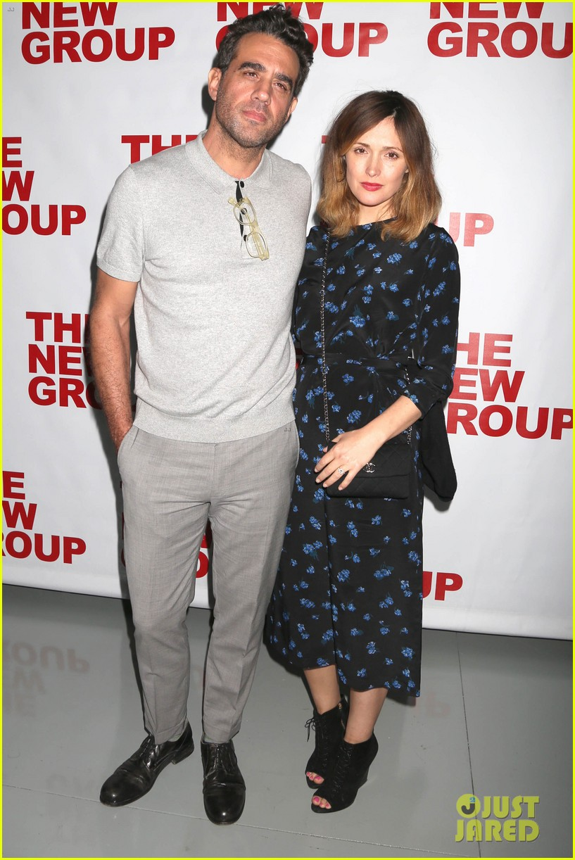 rose byrne bobby cannavale couple up at zosia mamet play opening 013903384