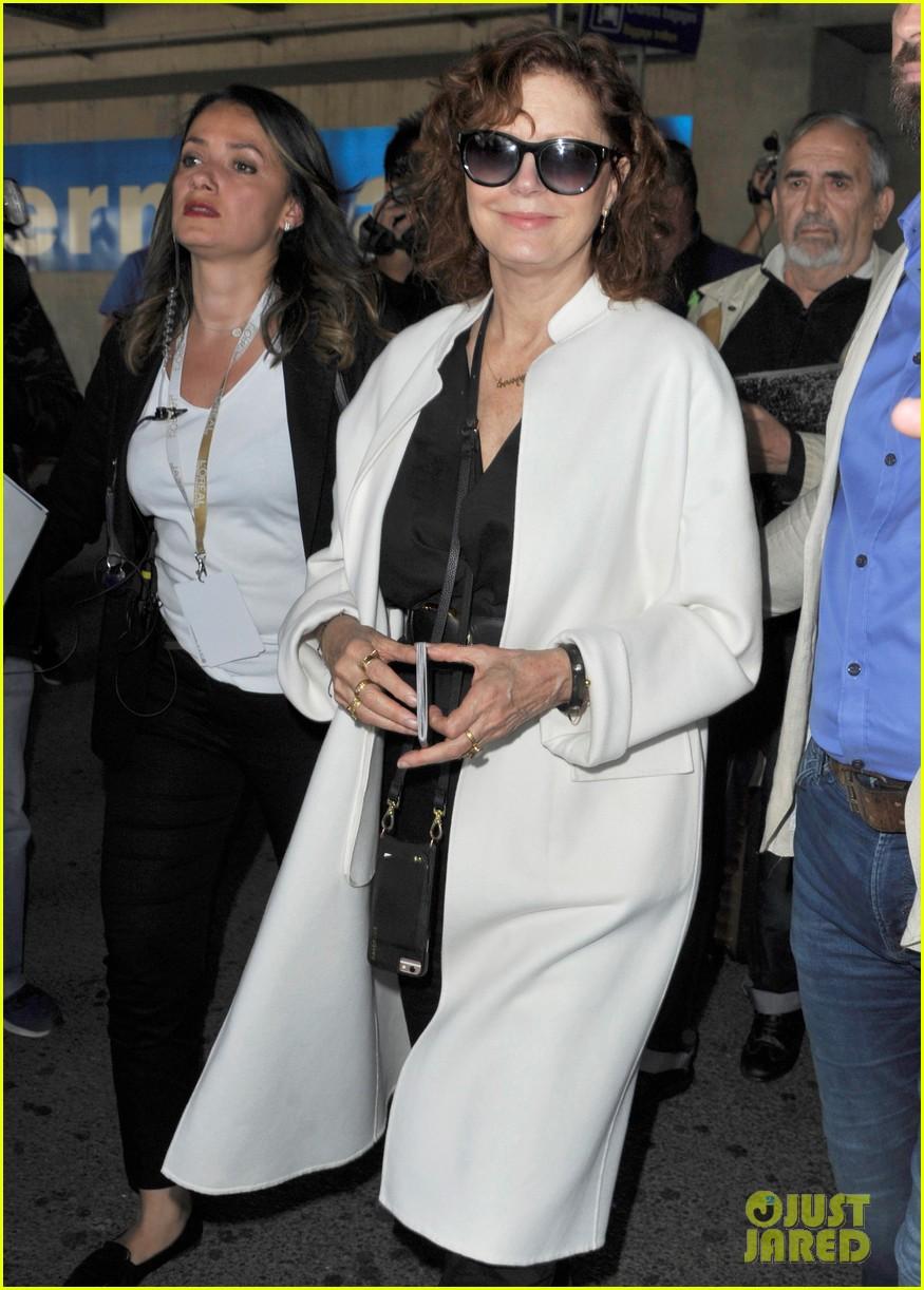 celebrities arrive at cannes film festival 033900119