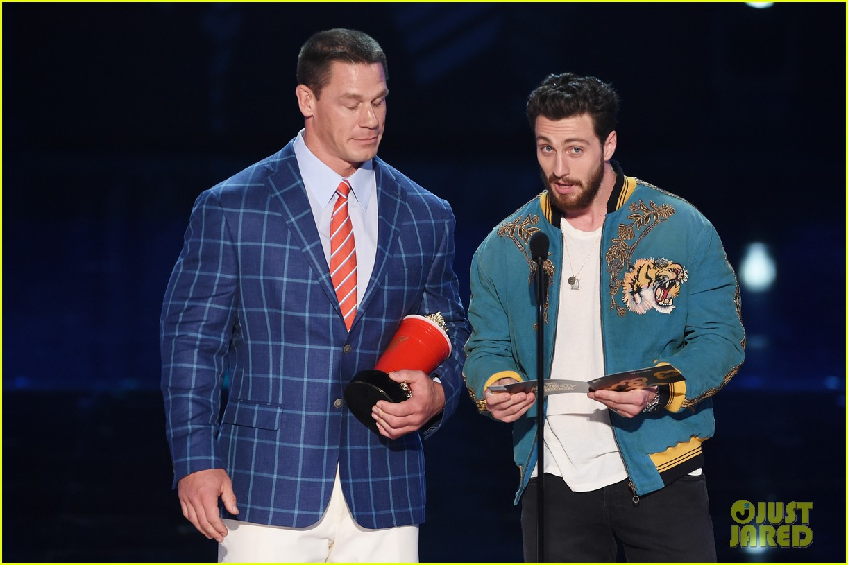 john cena aaron taylor johnson mtv awards 103896372
