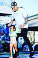 chris brown celebrates royalty third birthday pool party 03