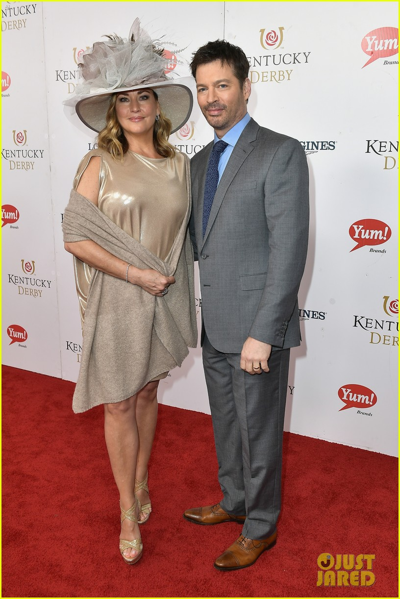 harry connick jr wife jill kentucky derby 033895748