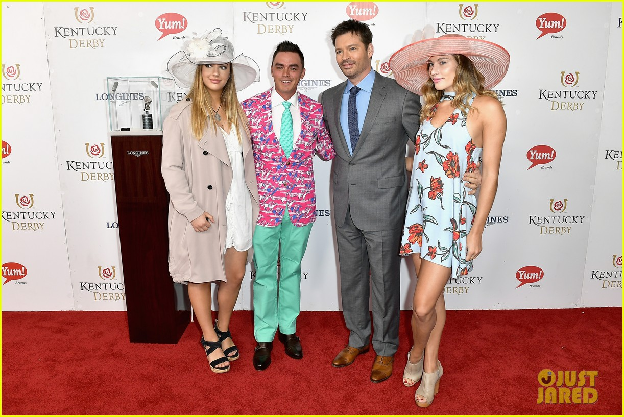 harry connick jr wife jill kentucky derby 113895756