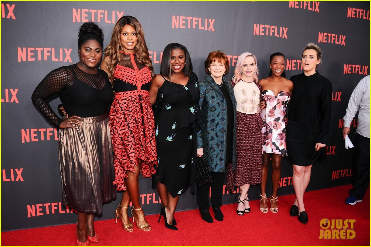stars attend the oitnb season 5 premiere033895839