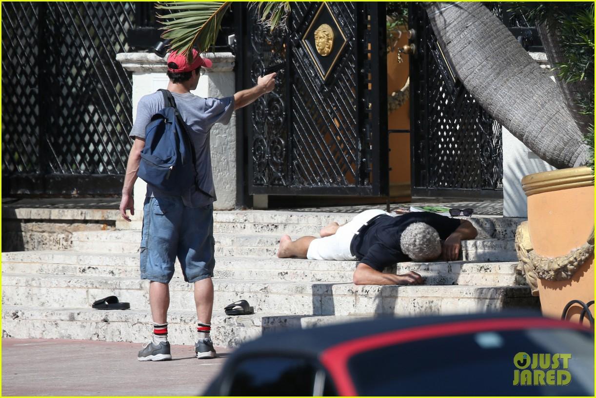 gianni versace murder scene