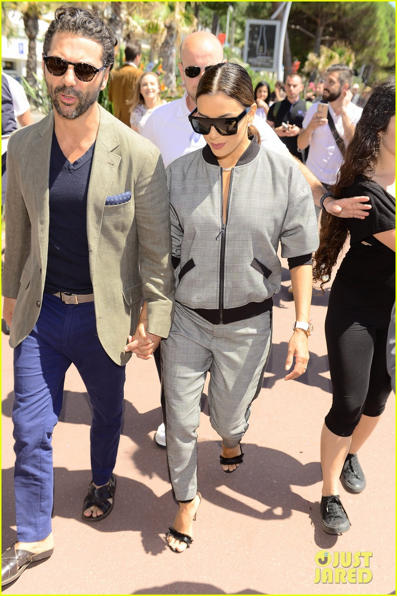 eva longoria husband jose baston joins her in cannes 083901767