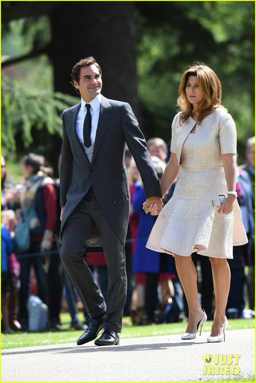 roger federer pippa middleton wedding 133902083