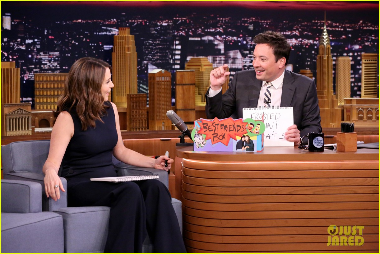 tina fey joins jimmy fallons ragtime gals gives update on mean girls 013897538