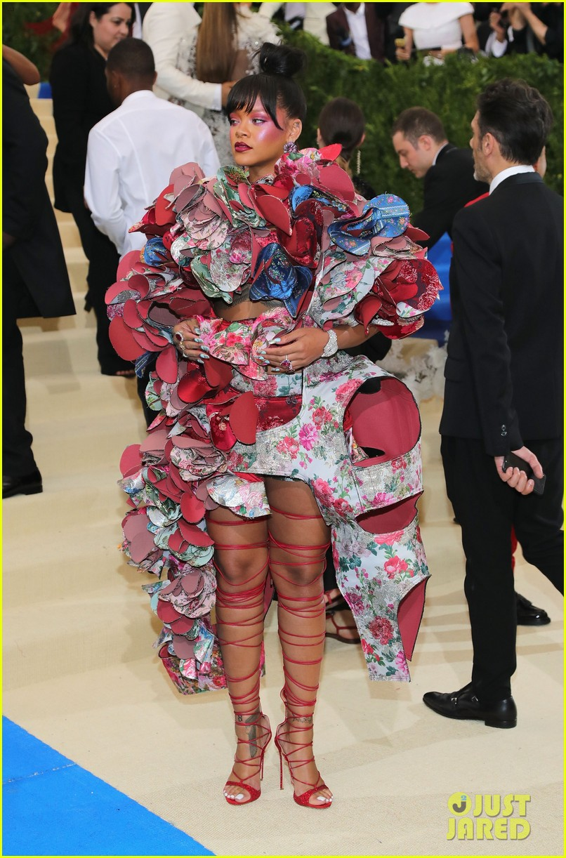 lady gaga picks best dressed met gala 2017 rihanna 143894257
