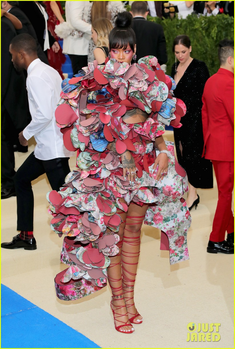 lady gaga picks best dressed met gala 2017 rihanna 173894260
