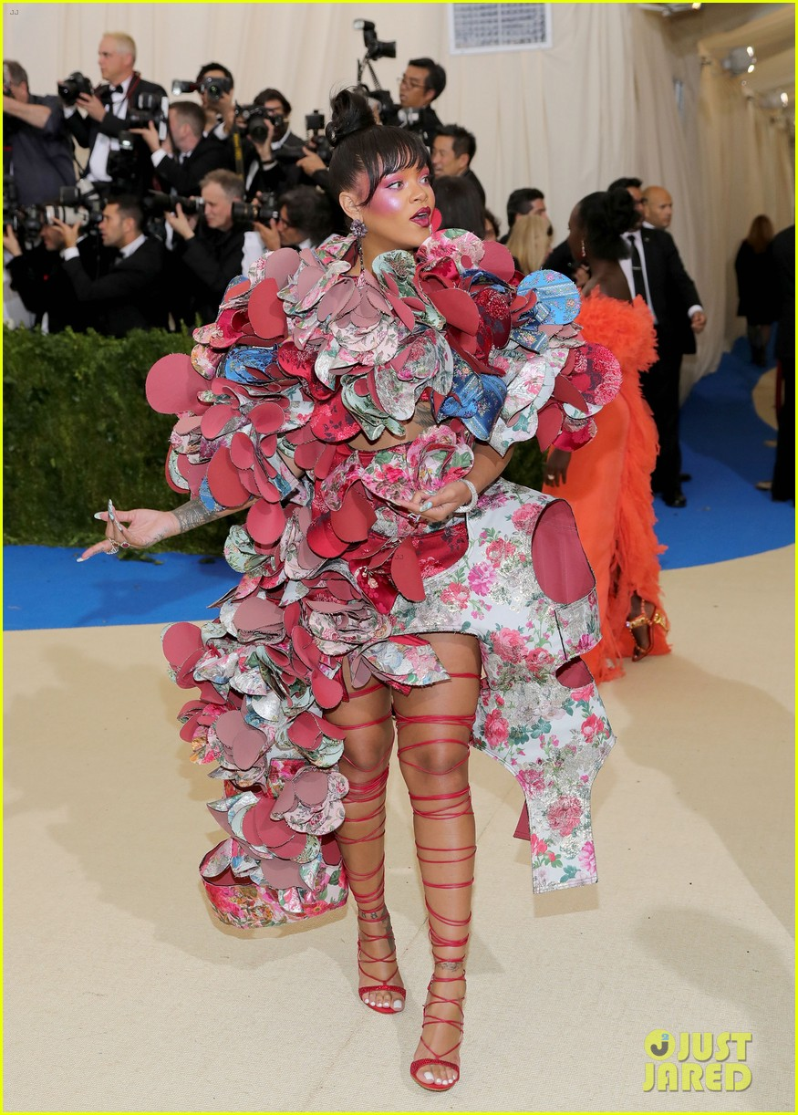 lady gaga picks best dressed met gala 2017 rihanna 183894261