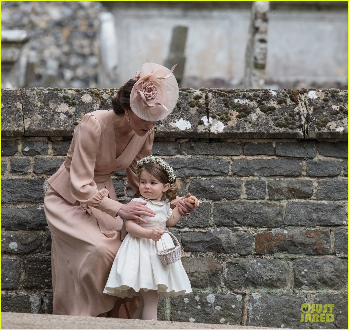 Prince George Amp Princess Charlotte Were So Cute At Pippa