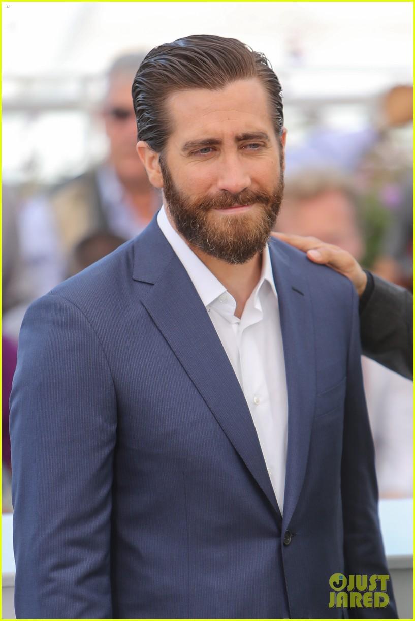jake gyllenhaal tilda swinton lily collins debut okja at cannes film fest 043901358