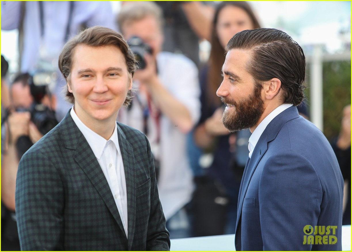 jake gyllenhaal tilda swinton lily collins debut okja at cannes film fest 113901365